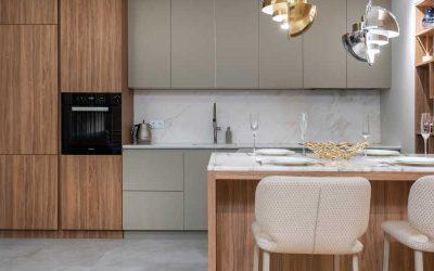Kitchen Set Alumunium Unik